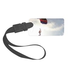Come Fly-Skydiver1 Luggage Tag