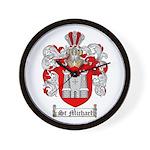 St. Michael Wall Clock