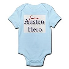 Jane Austen Infant Creeper