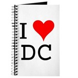 I Love DC Journal