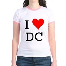 I Love DC T