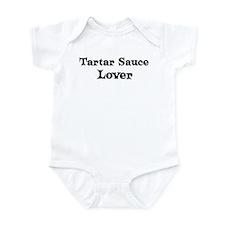Tartar Sauce lover Infant Bodysuit