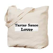 Tartar Sauce lover Tote Bag