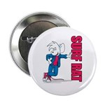 Surf Rat 2.25&quot; Button (10 pack)