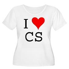 I Love CS T-Shirt