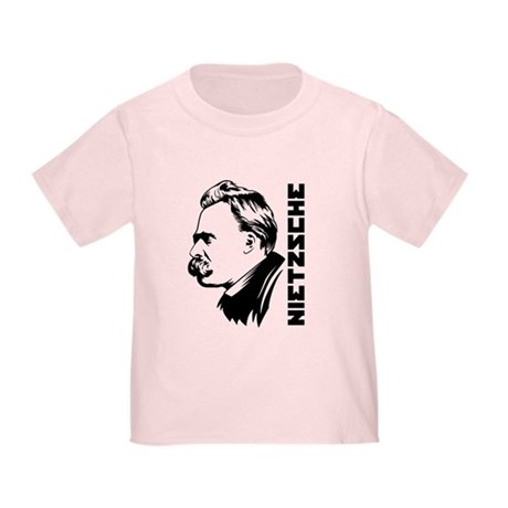 Strk3 Nietzsche Toddler T-Shirt