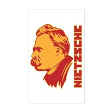 Strk3 Nietzsche Rectangle Decal