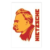 Strk3 Nietzsche Postcards (Package of 8)