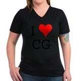 I Love CG Shirt