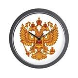 Strk3 Russian 18th Wall Clock