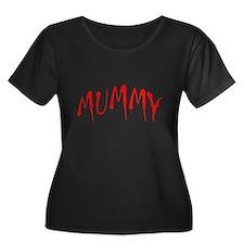 Mummy Halloween T