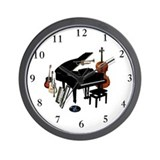 Instruments Wall Clock