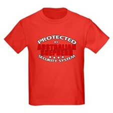 Australian Shepherd Security T
