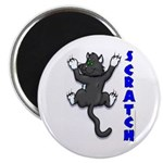 "Scratch 2.25"" Magnet (100 pack)"