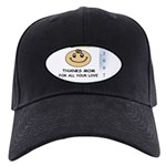 THANKS MOM FOR ALL YOUR LOVE Black Cap