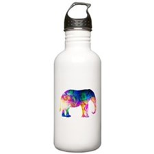 Cool spaghetti Elephant Water Bottle