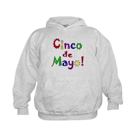 Cinco de Mayo Kids Hoodie