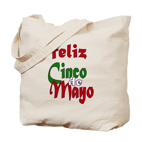 Feliz Cinco de Mayo Tote Bag