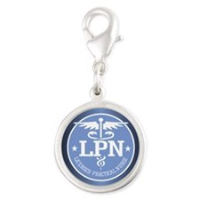 Caduceus LPN Charms