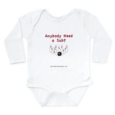 InfantOnesie-AnybodyNeedASub-URL Body Suit