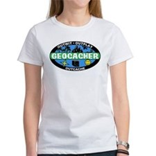 Unique Geocacher Tee