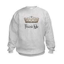 Princess Kylie Sweatshirt