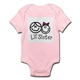 Lil' Sister Infant Bodysuit