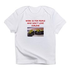 CURLING2 Infant T-Shirt