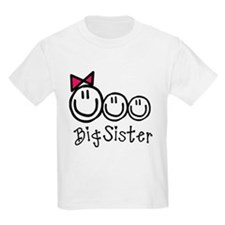 Big Sis of Three T-Shirt