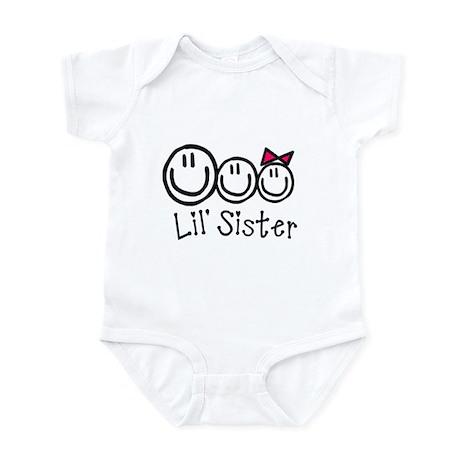 Baby of Three Infant Bodysuit