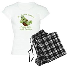 Turtle Season Pajamas