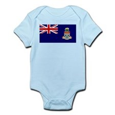 The Cayman Islands Infant Bodysuit