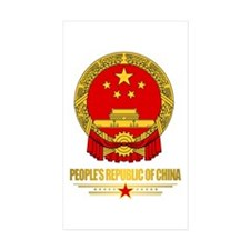 China COA Decal