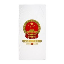 China COA Beach Towel