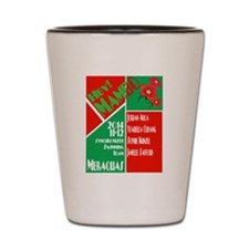 11-12 Mambo Team Shot Glass