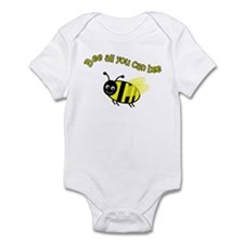 Bee All That You Can Bee Infant Bodysuit