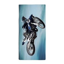 Dirt Bike Jump Beach Towel