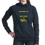 Chemistry 101 Women's Hooded Sweatshirt