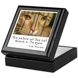 Nature of the Cat Keepsake Box