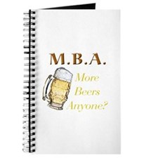 MBA Beers Journal