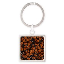 Countless Monarch Butterflies Keychains