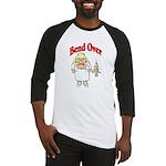 Favorite Nurse Design Baseball Jersey