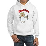 Favorite Nurse Design Hooded Sweatshirt