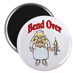 Favorite Nurse Design Magnet