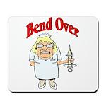 Favorite Nurse Design Mousepad