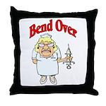 Favorite Nurse Design Throw Pillow