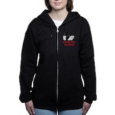 Setters Take Big Dumps Women's Zip Hoodie