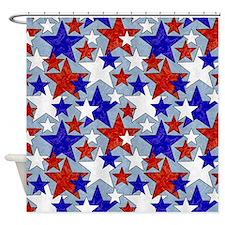 American Star Shower Curtain