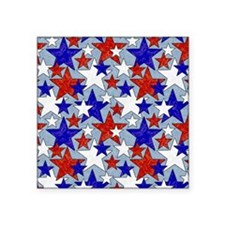 American Star Square Sticker 3 x 3