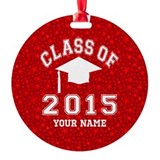 Graduation 2015 Ornaments